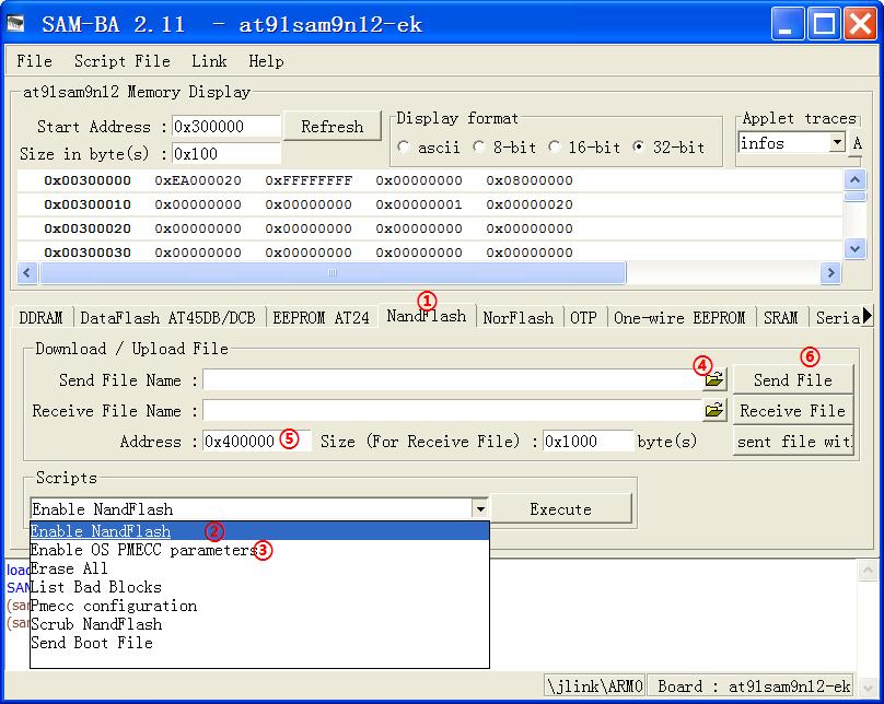 TWiki · Linux4SAM · FlashRootFs_SAM9N12 · (printable)
