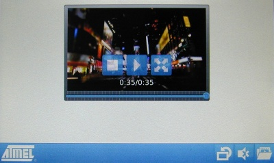 PTXdist video player demo