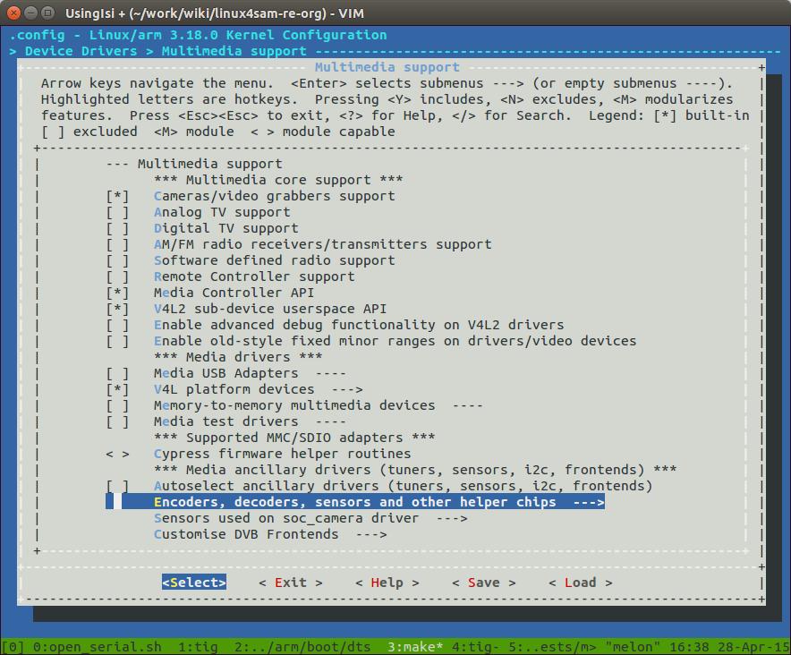 TWiki · Linux4SAM · UsingIsi · (printable)