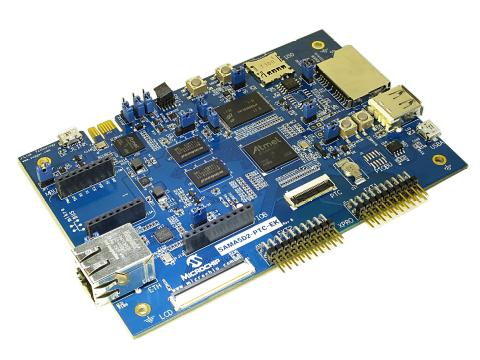 DRIVER FOR LINUX AT91 ADC